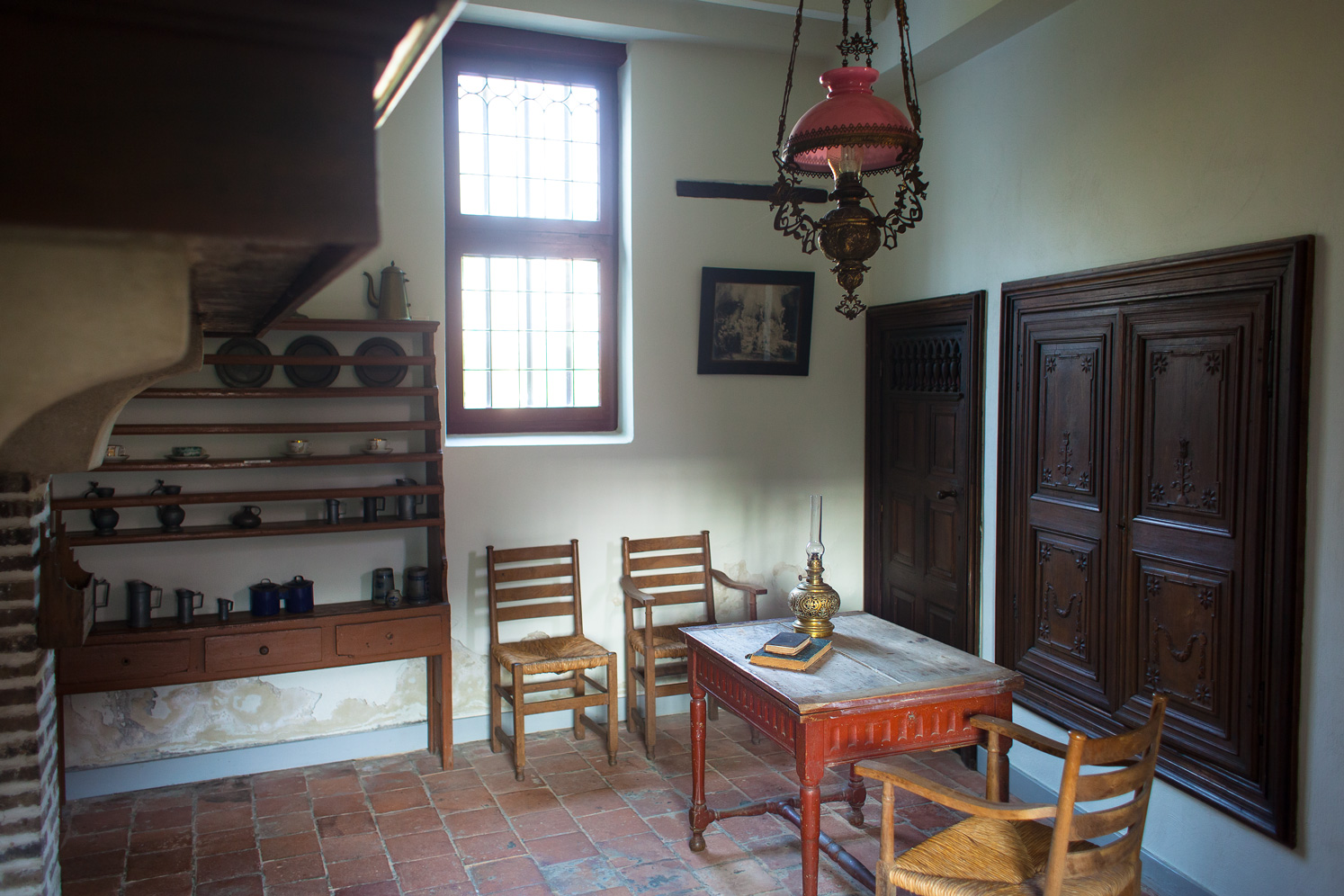 Pater Karel Kapel museum en en bedevaartsoord