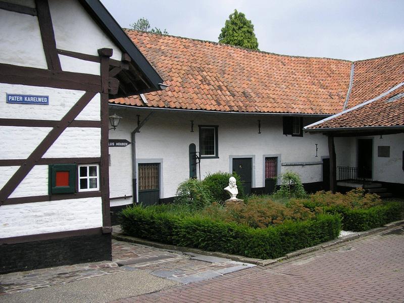De Kapel van Pater Karel