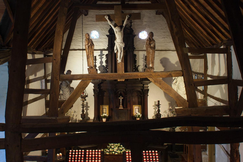 De Kapel van Pater Karel - een belangrijke bedevaartsplaats