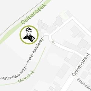 Google-maps Pater Karel Kapel